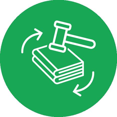 Litigation-Track Support-green