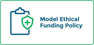 Model Ethical Funding Policy