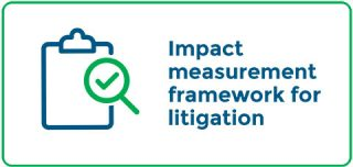 Impact measurement framework